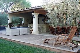 terrasses et jardin amenagement terrasse et jardin 4 jardin m233diterran233en avec