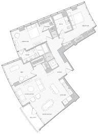 dc luxury apartment floor plans the hepburn apartments