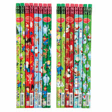 writing instruments rudolph red nosed reindeer pencil shop