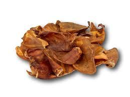 amazon com 100 natural bulk pig ear dog treats 100 count value
