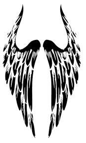 tribal angel wings high quality photos and flash designs of