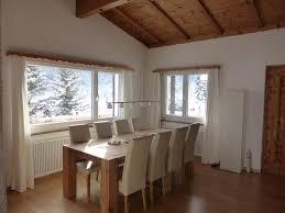 sarah richardson dining room chalet crestannes davos switzerland booking com