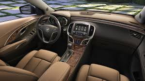 2014 buick lacrosse refreshed with advanced technology and safety