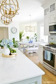 Coastal Kitchen Designs by Summer Coastal Kitchen Sand And Sisal