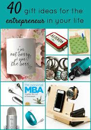 40 gift ideas for the entrepreneur in your life entrefamily