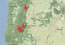 a map of oregon wildfires 28 oregon wildfires map map of fires oregon related keywords