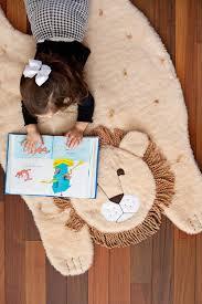 diy bear rug design