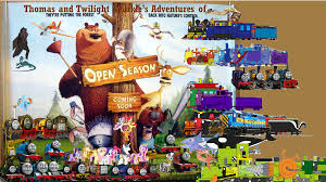 thomas twilight sparkle u0027s adventures open season pooh u0027s