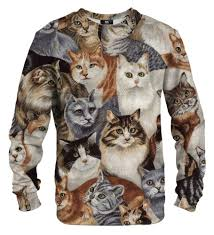 cat sweater cats sweater mr gugu miss go