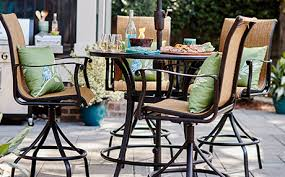 High Bistro Table High Top Bistro Patio Set High Top Patio Bistro Table