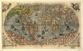 World Map Picture Mapping The Ancient World Worlds Revealed Geography U0026 Maps At