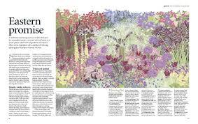 Climbing Plants For North Facing Walls - download our designer border plan eastern promise gardens