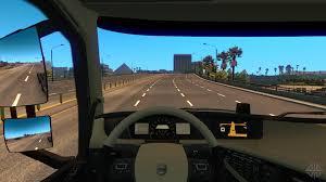 truck volvo 2013 fh 2013 for american truck simulator