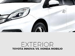 honda mobilio philippines car wars toyota innova vs honda mobilio toyota motors