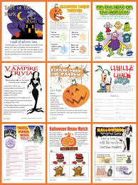 halloween games printable u2013 festival collections