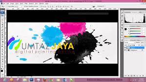 cara membuat desain x banner di photoshop membuat banner ukuran 1140 x 430 dengan photoshop by idwebdesainer