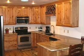 Knotty Alder Cabinet Doors by Knotty Alder Cabinets With Ebony Stain Loccie Better Homes