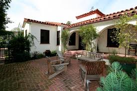 santa barbara style homes single story spanish style homes google search house project