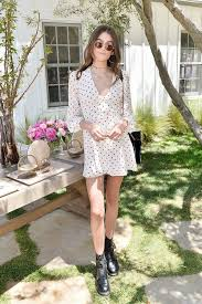 lyc馥 professionnel cuisine kaia gerber wore the summer dress you re seeing all instagram