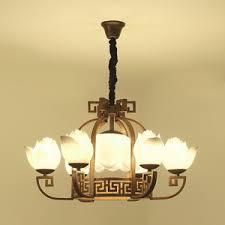 Vintage Chandelier For Sale Antique 8 Light Antique Stained Glass Chandelier Downlight For Bedroom
