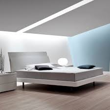 Lotus Bed Frame Bed Contemporary With Light Wooden Lotus Santa Lucia