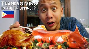 do they celebrate thanksgiving in the philippines vlog 267