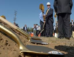torrance breaks ground on regional transit hub that could bring