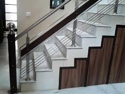 Stainless Steel Banister Rail Elegant Steel Railings For Step U2014 Decor U0026 Furniture