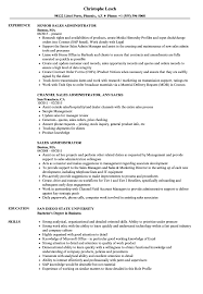 resume templates for administrative officers exam support quotes sales administrator resume sles velvet jobs