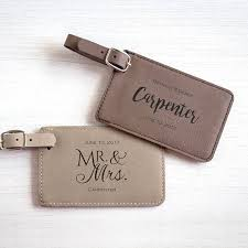 luggage tag favors 50 custom wedding favor luggage tags personalized wedding
