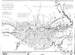 Map Of Eastern Canada by Eastern Townships Archives