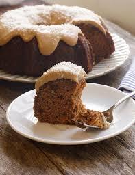 coconut flour carrot cake dairy free detoxinista