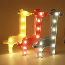 Baby Room Lighting Online Get Cheap Giraffe Lamp Aliexpress Com Alibaba Group