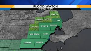 National Weather Forecast Map Metro Detroit Weather Forecast Weather Scenario Playing Out