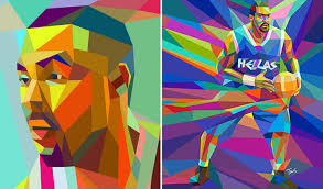 cubism colours graphical work inspired by cubism unit3 contextual and
