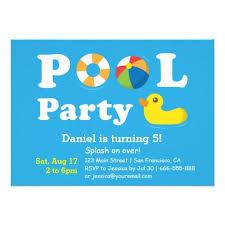 Backyard Birthday Party Invitations by 44 Best Kids Birthday Party Invites Images On Pinterest