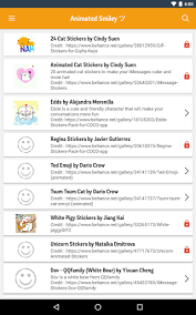imessage chat apk animated smileys emoji 1 01 apk best apk free
