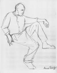 human figure sketches