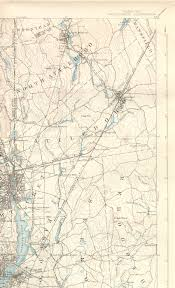 Historic Map Works Maps And Charts Of Narragansett Bay Save The Bay