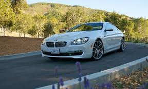 2012 6 series bmw 2012 bmw 650i coupe drive review car and driver