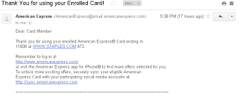 gift cards email amex offer already 20 back for 20 purchase ways to