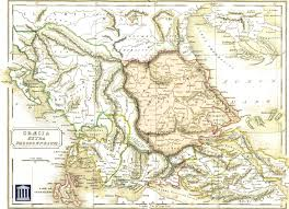 Map Of Ancient Greece Map Of Ancient Northern Greece The Odyssey Visuals Pinterest