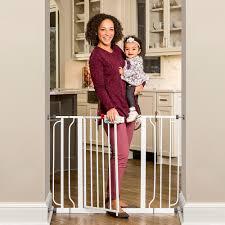 Extra Wide Gate Pressure Mounted Amazon Com Regalo Easy Step Extra Wide Walk Thru Gate 29 44