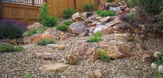 Lava Rock Landscaping by Colorock Landscape Products And Materials