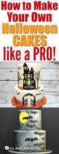 Halloween Cakes Ideas Decorations by Best 25 Halloween Cake Decorations Ideas On Pinterest Halloween