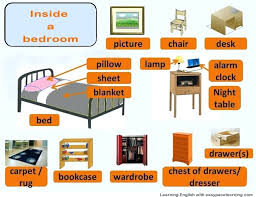 Bedroom Furniture Items Bedroom Furniture Names In Furniture Names List With