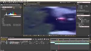 after effects top tip color correction to match footage clips