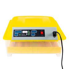 48 digital clear egg incubator hatcher automatic egg turning