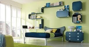 chambre ado vert comment aménager une chambre d ado garçon 55 astuces en photos