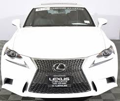 white lexus 4 door white lexus is 350 for sale used cars on buysellsearch